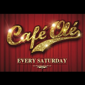 EVERY SATURDAY AT SPACE IBIZA: CAFÉ OLÉ
